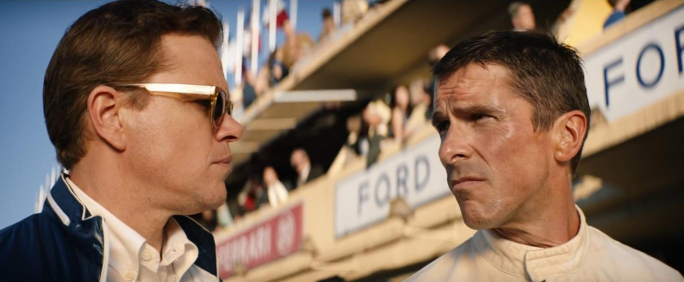 Review Ford V Ferrari Matthew Thornton Film Blog